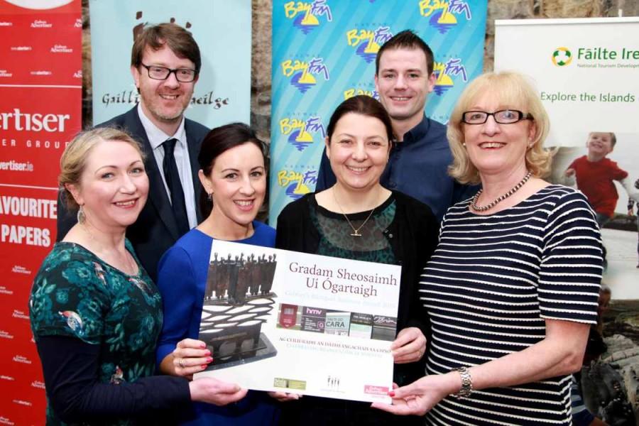 Gaillimh le Gaeilge Ghradam Awards