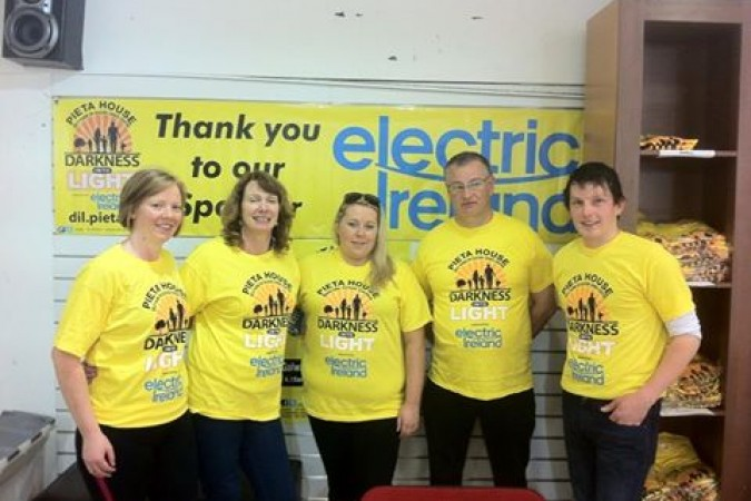 Darkness into Light Galway