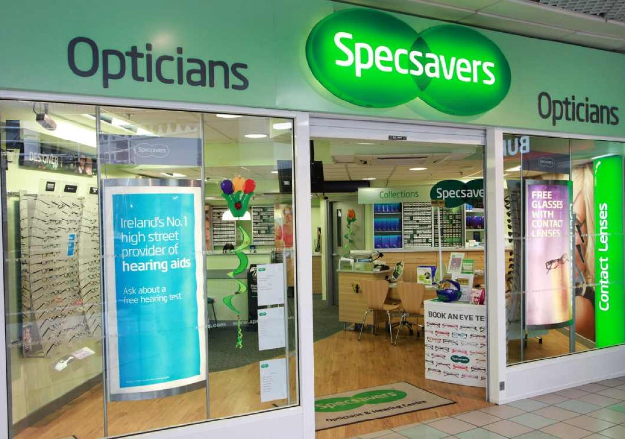 764d3068f3d0 Specsavers - Eyre Square Centre
