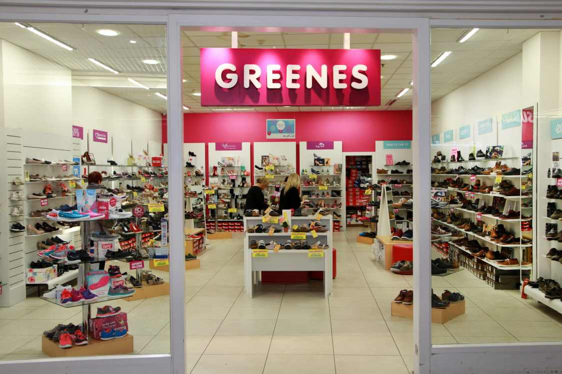 Greenes Shoes Stores