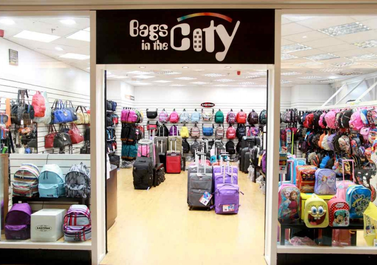 Bags in the City - Eyre Square Centre