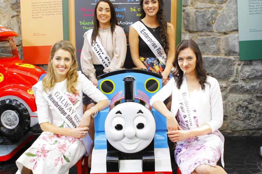 Galway Rose Entrants Visit – 23rd April 2016