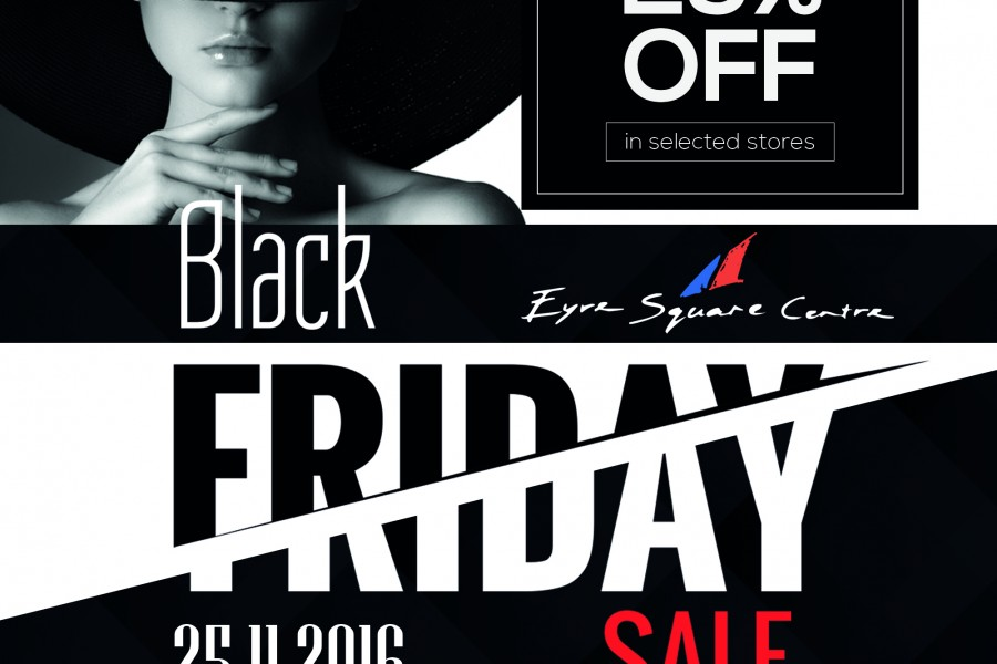 Black Friday 25th of November 2016