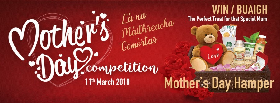 Mother's Day 11th March 2018
