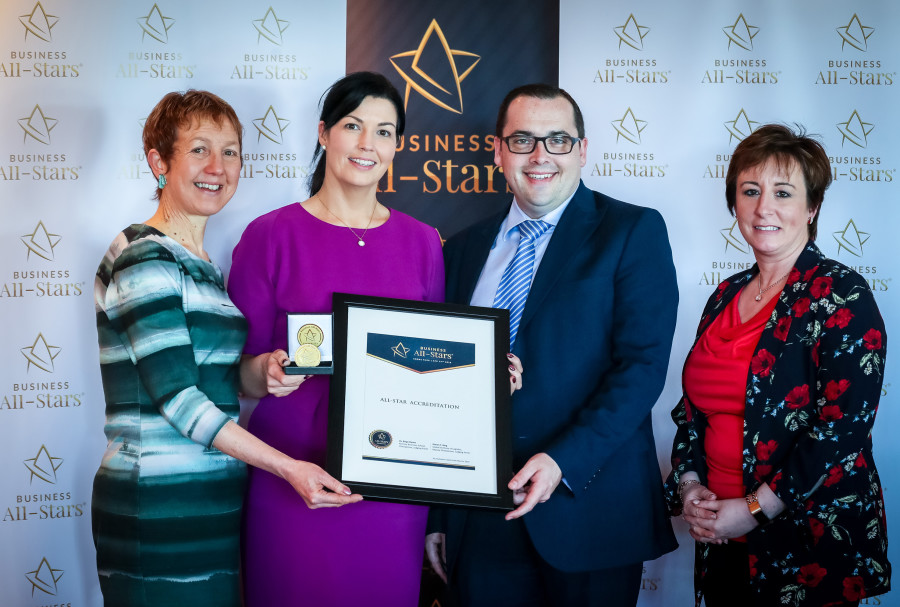 Business All-Stars Winner 2018