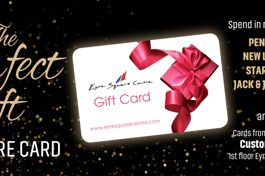 Eyre Square Shopping Centre Giftcard