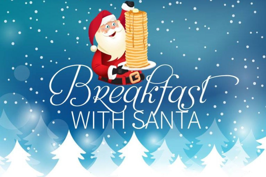 Breakfast with Santa 23rd & 24th December 2018