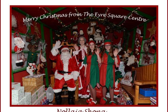 Santa Arrival 1st December 2018