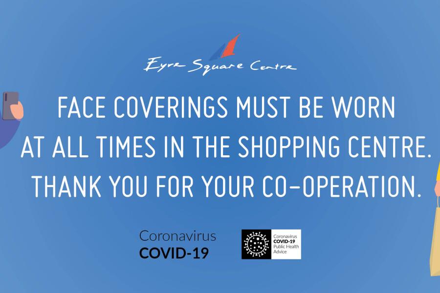 Latest Centre Information – Covid-19