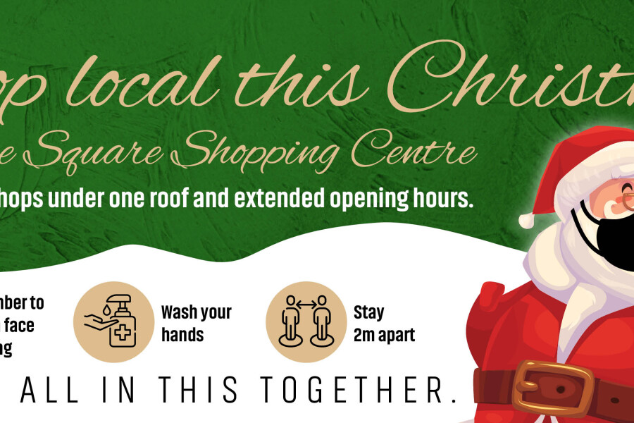 Shop Local Christmas 2020 – Eyre Square Shopping Centre