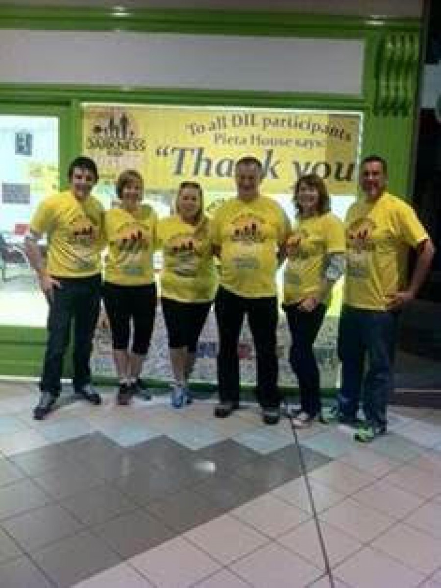 Darkness into Light Galway – 29th and 30th April 2016
