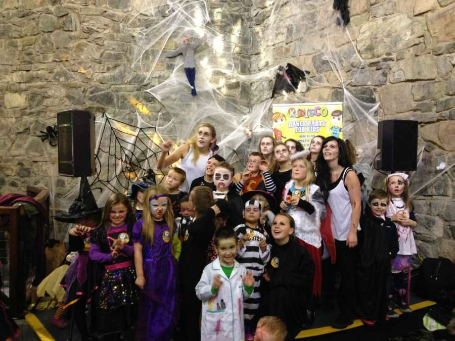 Halloween at the Eyre Square Centre 2014