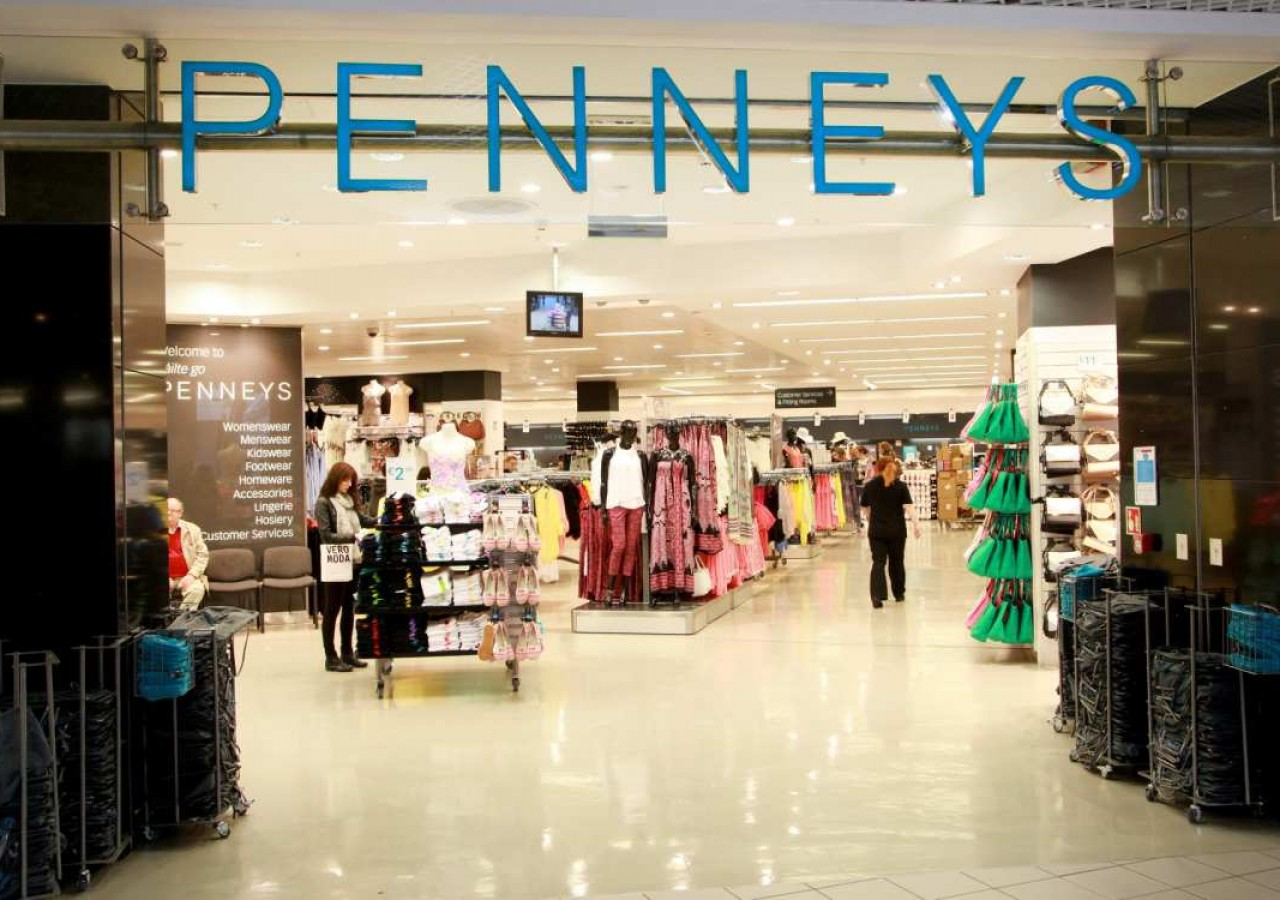 Penneys clothes online