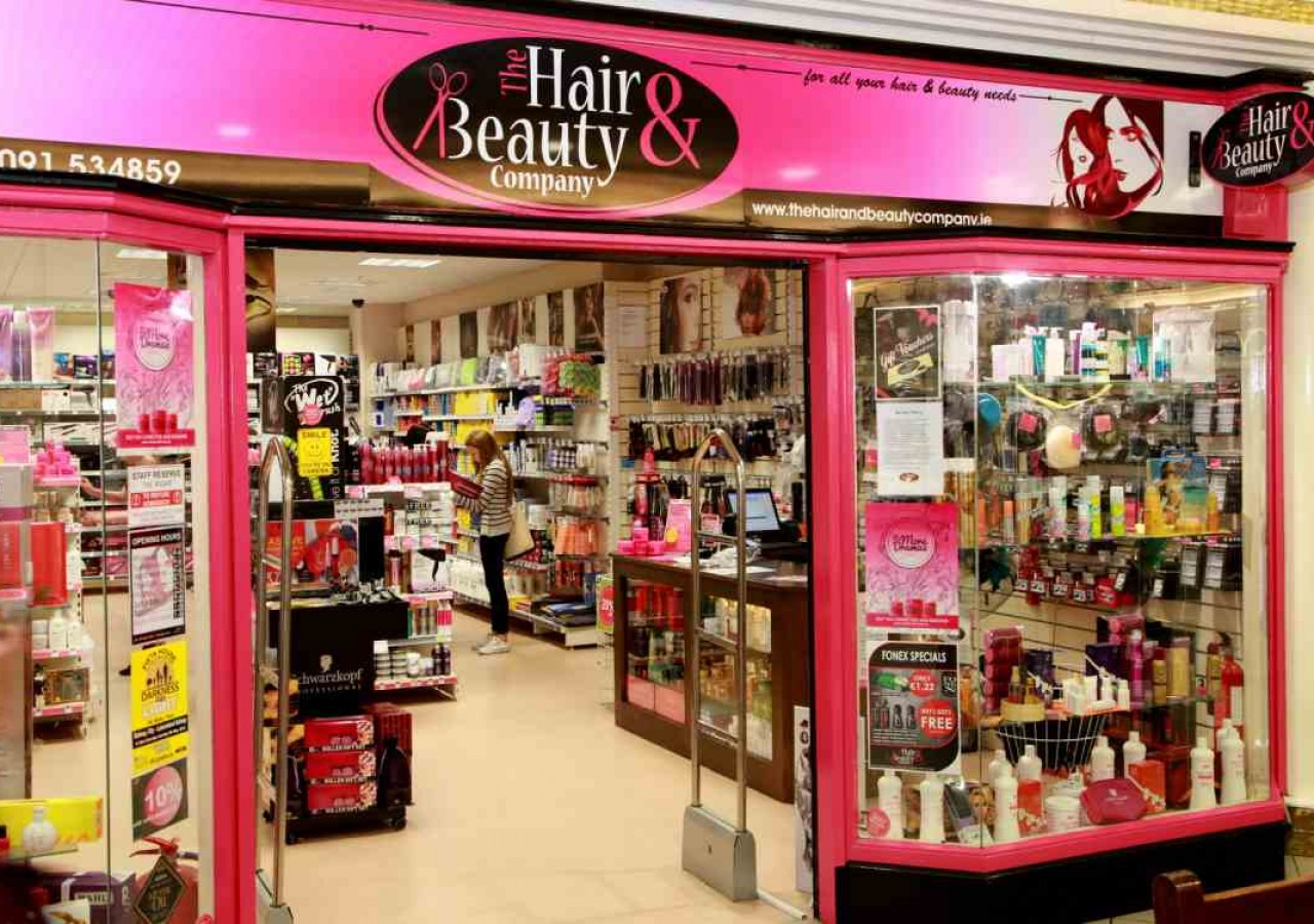 The Hair Amp Beauty Company Eyre Square Centre