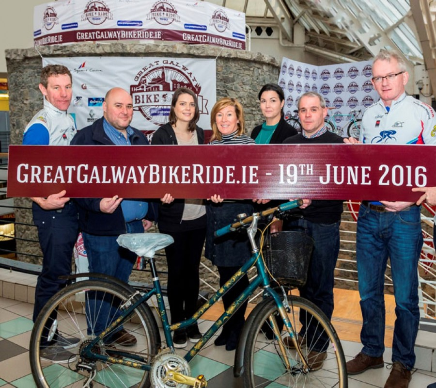 Get on your bike for the Great Galway Bike Ride