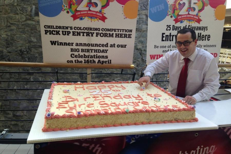 25 Year Birthday Celebrations – 16th April 2016