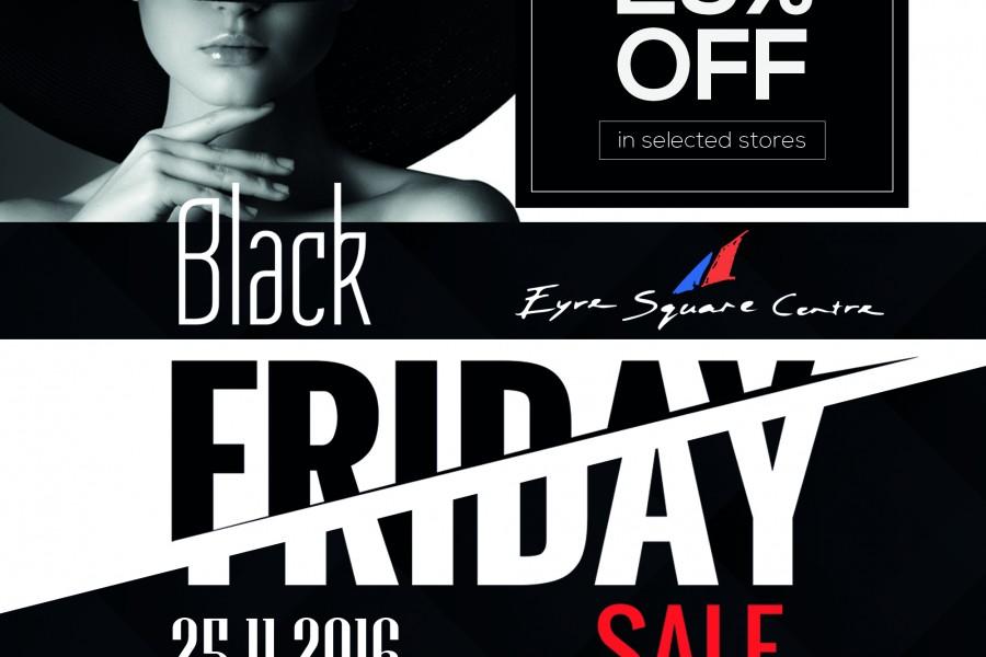 Black Friday 25th of November 2016