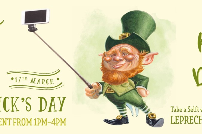 St. Patrick Day – 17th March 2018