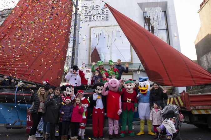 Pictures – Santa Arrival 30th November 2019